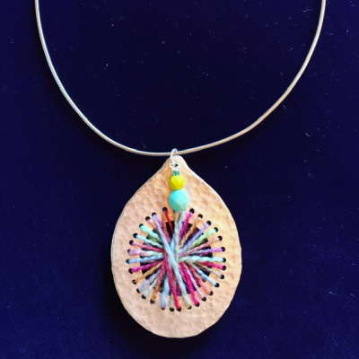 Spoked Necklace